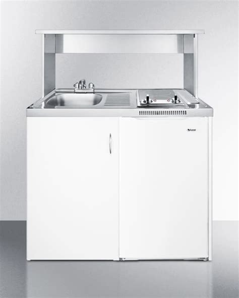 summit c39autoglass 39 inch all in one combination kitchen summit c39autoglass 39 inch combination kitchen with 3 6
