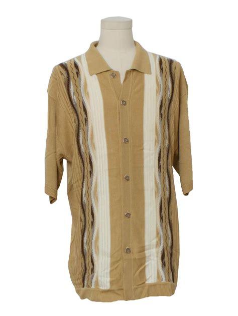 1980 s vintage cr 195 168 me de silk knit shirt 80s cr 195 168 me de