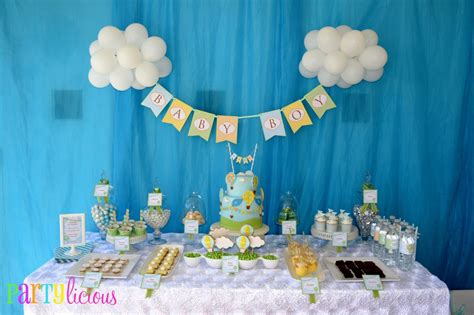 Up Up And Away Baby Shower by Up Up And Away Baby Shower Project Nursery
