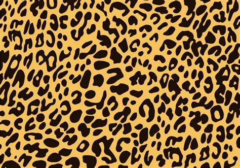 pattern tiger photoshop leopard animal print vector texture download free vector