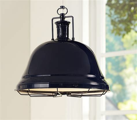 Pottery Barn Ceiling Light Fixtures Navy Depot Hanging Pendant Pottery Barn