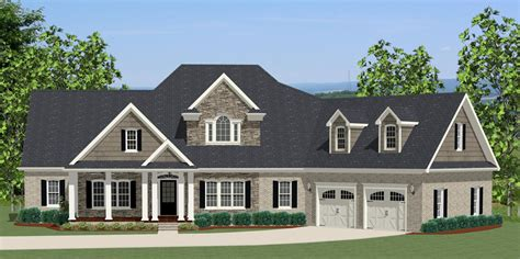 colonial home plans house plan 189 1000 3 bdrm 2 549 sq ft colonial home