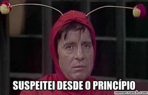 O O Meme - suspeitei desde o princ 237 pio