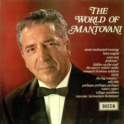 mantovani shoo mantovani the world of mantovani uk vinyl lp album lp