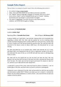Cover Letter Report by Sle Report It Resume Cover Letter Sle
