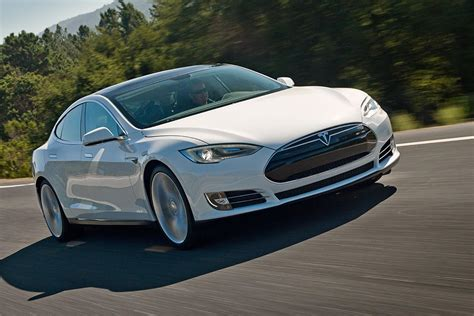 Fastest Tesla Car The Tesla Model S Is Now The Fastest Car In The World