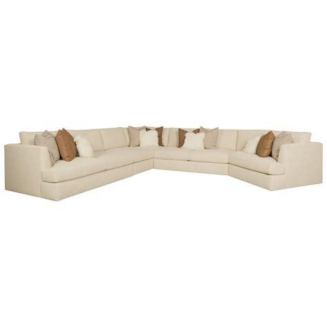 belfort furniture sectional sofas bernhardt sydney seven seat sectional sofa belfort