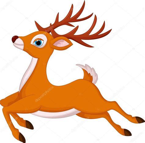 imagenes de navidad venados ciervos dibujos animados corriendo archivo im 225 genes