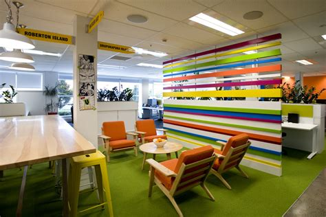 room breakout office tour frucor beverages offices auckland beverage room ideas and office designs