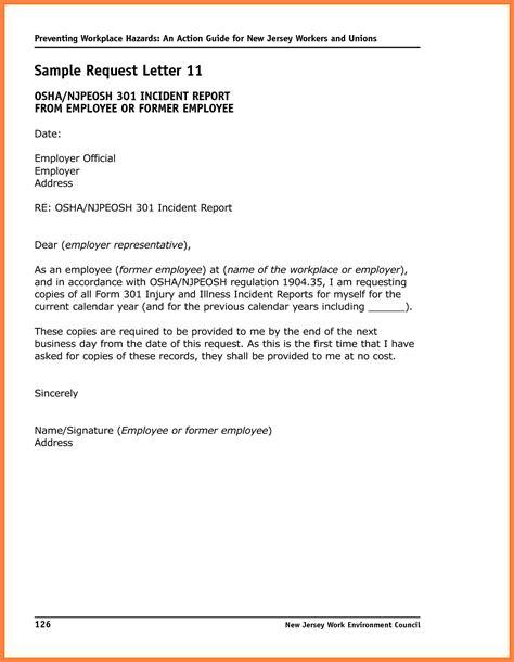 Simple Incident Report 9 incident report sle marital settlements information