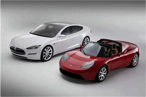 electric cars tesla tesla motors basks in glow of electric earnings report