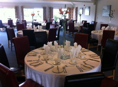 Dining Room Ashbourne by Club House Hospitality And Hire Ashbourne Golf Club