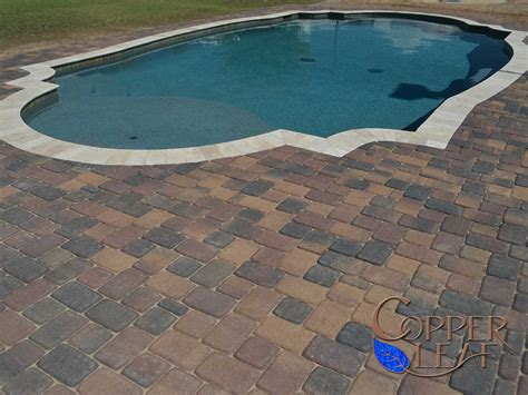 swimming pool pavers swimming pool and spa full image gallery