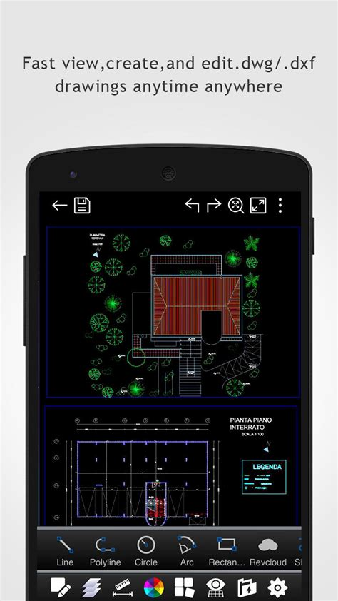 dwg fastview cad viewer  android