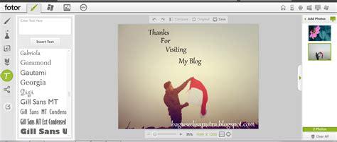 membuat gambar tulisan online gusedisaputra membuat tulisan pada foto gambar secara online