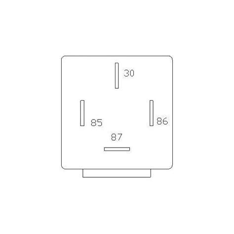 12v diode recommendation relais 12v 30a avec diode