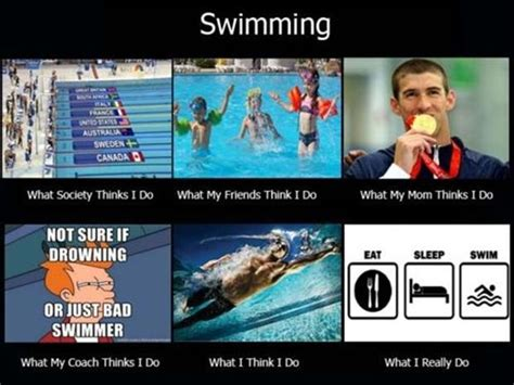 Swimming Memes - funny swimming quotes women fashion and lifestyles