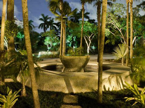 miami botanical garden tropical landscape
