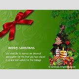 Christmas Card Sayings For Business | 600 x 450 jpeg 91kB
