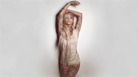 tattoo girl wallpaper free download tattoo women wallpapers free wallpapersafari