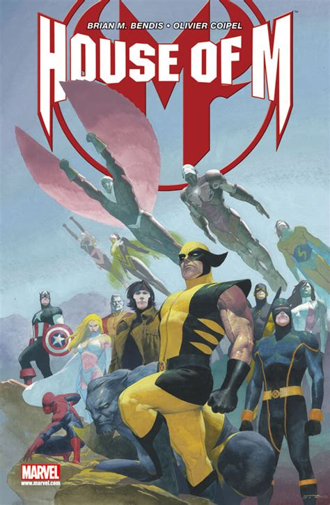 house of m the x men revisit the house of m next summer ign