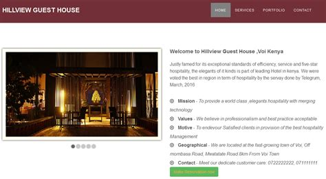hotel reservation system template hotel reservation system template free source code