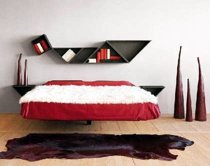 magnetic floating bed 15 stylish creative and cool beds page 2 of 2