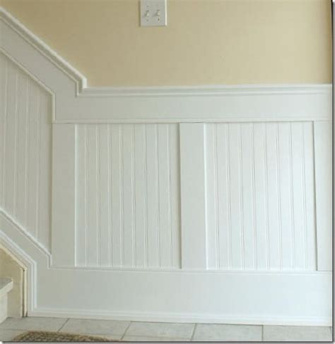 Wainscoting Beadboard Panels 16 Best Images About Chair Rail And Wainscoting On