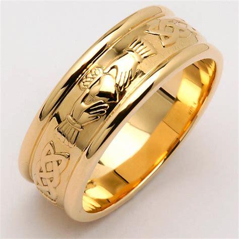 wedding ring s wide sterling silver corrib