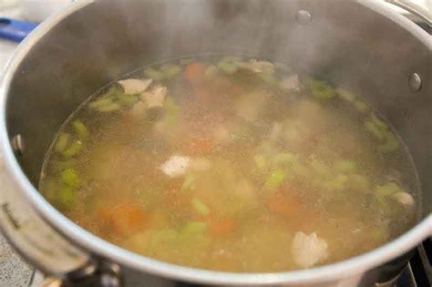 homemade chicken noodle soup recipe simplyrecipes com