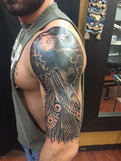 funhouse tattoo polynesian tattoos funhouse san diego
