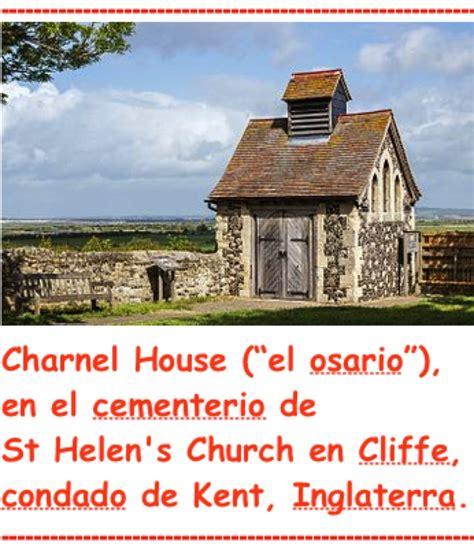 Define Charnel House by Viro Erudito Morgue