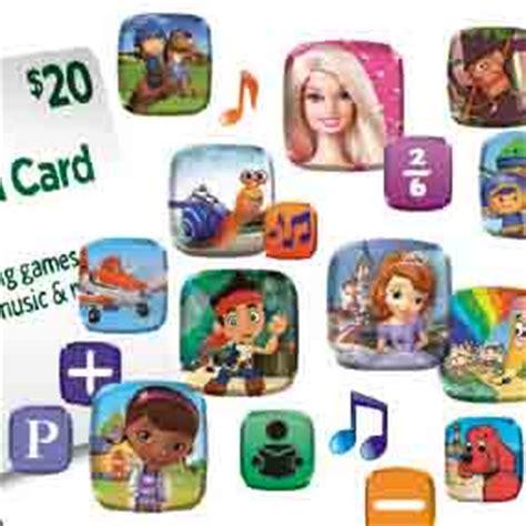 Leapfrog App Gift Card - amazon com leapfrog app center 20 digital download card toys games