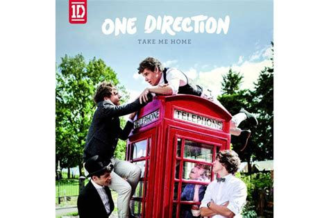 one direction reveals take me home album cover billboard