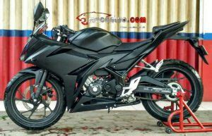 Velg Belakang Equinox Black 5 Inch 250 300 3 modifikasi honda all new cbr150r ridergalau