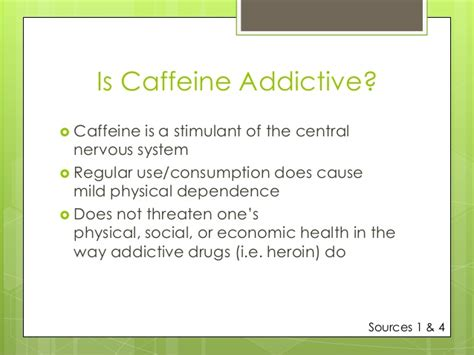 Caffeine Detox Severe by Caffeine Addiction