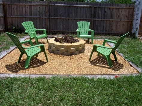 how to make a backyard fire pit cheap cheap outdoor fire pit fire pit ideas