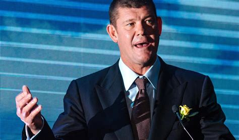 james packer offloads   crown resorts stake  melco