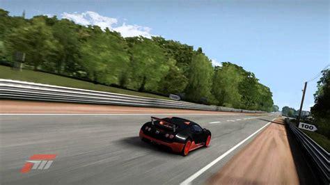 bugatti vs ultimate aero forza motorsport 4 drag racing ssc ultimate aero vs