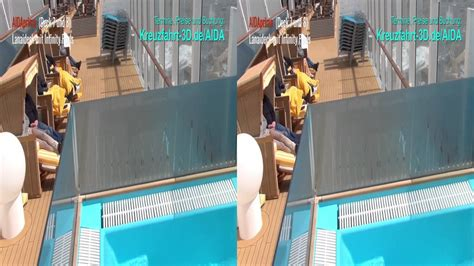 aidaprima deck 8 3d aidaprima lanaideck mit infinity pools deck 7
