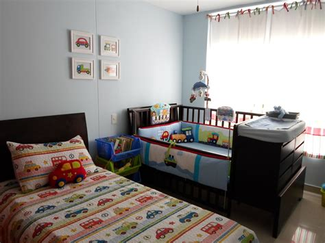 Toddler Boy Bedroom Decor by Gallery Roundup Baby And Sibling Shared Rooms Project