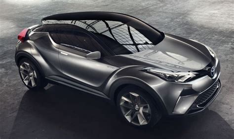 future toyota engines toyota s future crossover model powered by uk built hybrid