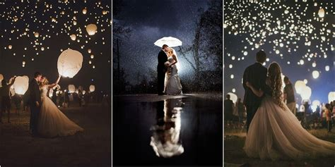 pictures ideas 20 romantic night wedding photo ideas you never wonna miss