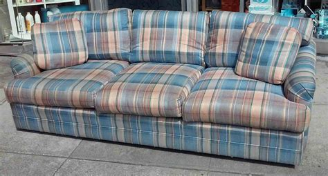 plaid loveseat loveseats furniture 2017 2018 cars reviews