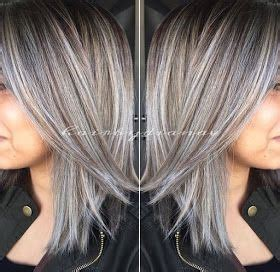 Ash Blonde Hair Color On Grey Hair