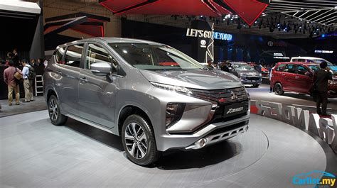 All New Mitsubishi Xpander jakarta 2017 all new 2017 mitsubishi xpander 1 5l 4at