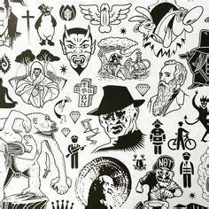 tattoo flash zine mike giant google search mike giant pinterest スカル