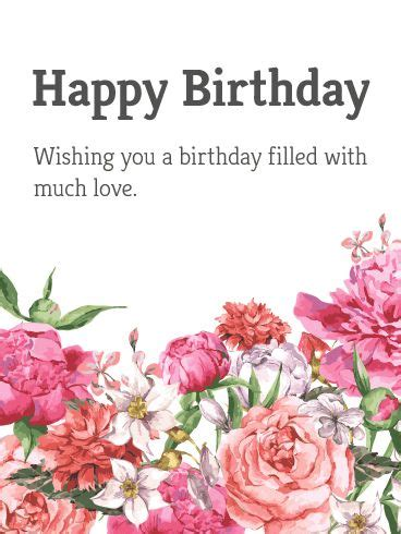 Kem Basic Flower 993 best images about birthday wishes on happy