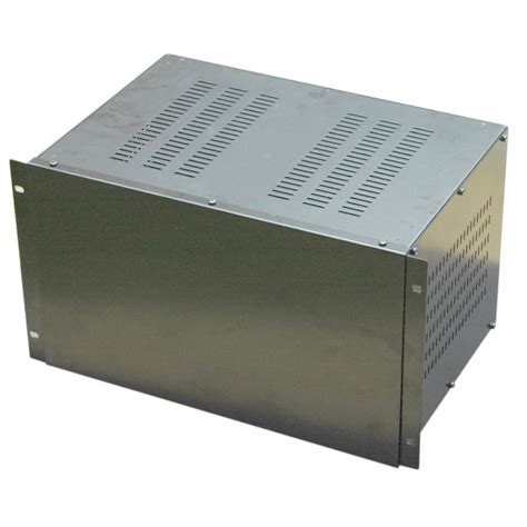 19 Inch Rack Mount Chassis by 6u 19 Inch 300mm Rack Mount Vented Enclosure Chassis Allmetalparts