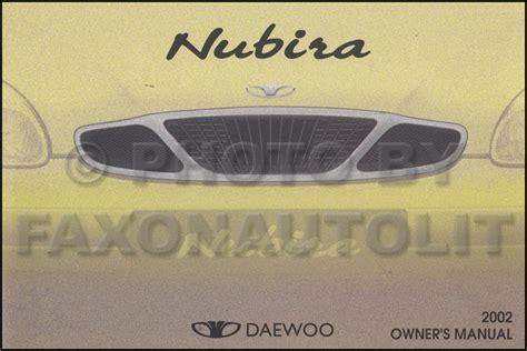 service and repair manuals 2002 daewoo nubira windshield wipe control service manual 2002 daewoo nubira owners manual fuses daewoo nubira lacetti 2002 2008